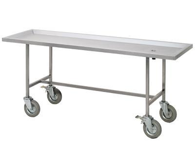 Sectietafel of verzorgingstafel op vaste hoogte type S101